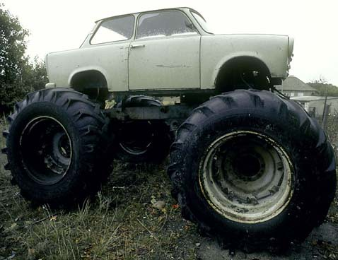 Monster Trabant