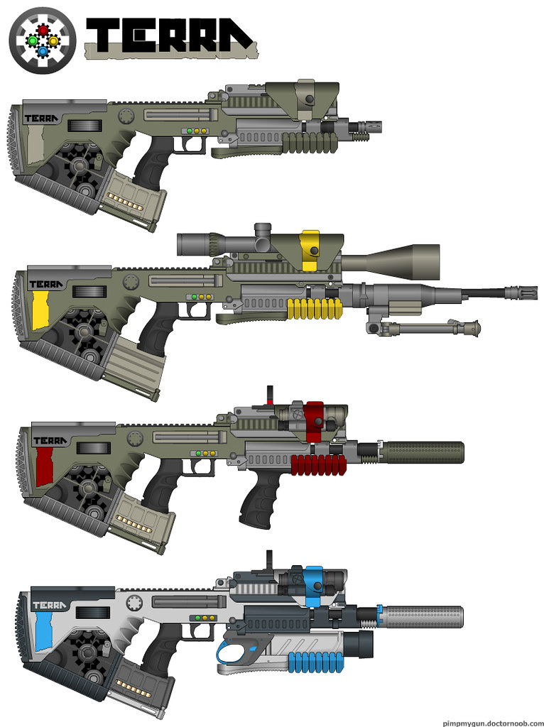 Terra T8 Series