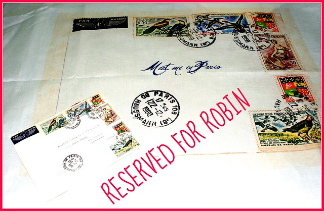 French Postage