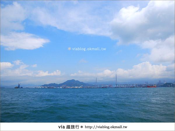 【2010香港節慶年 】香港節慶盛事~長洲太平清醮包山節(上)7