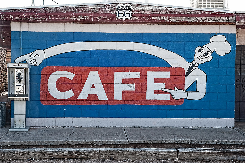 Cafe's of 66