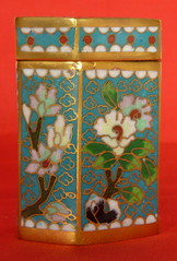 boxes 007 (Granny gone grey and catching up) Tags: decorative boxes oriental ware cloisonne