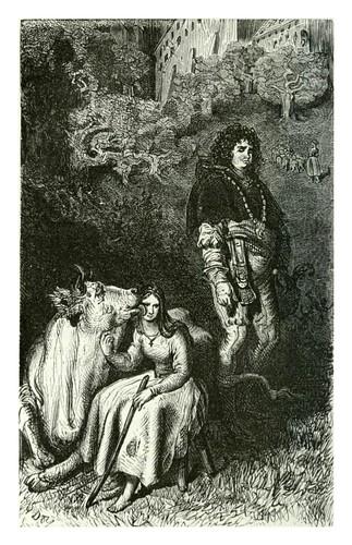 016-Amor perseverante-Les contes drolatiques…1881- Honoré de Balzac-Ilustraciones Doré