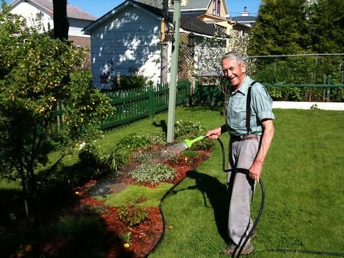 Papa 81 ans