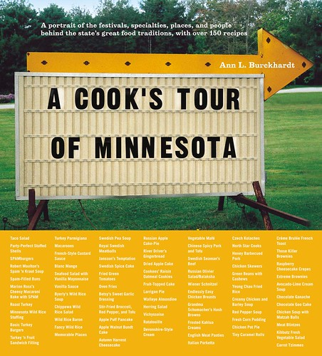 Cooks Tour of Minnesota Book Cover