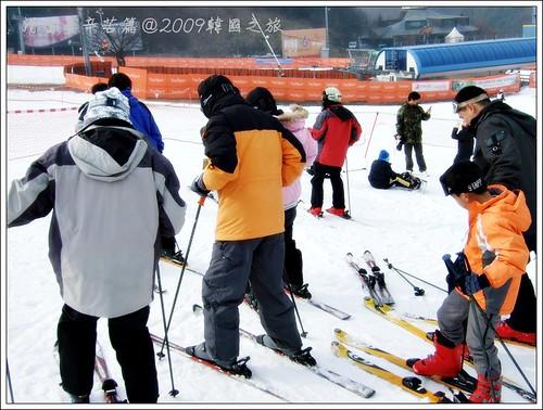 唐妮可☆吃喝玩樂過生活 拍攝的 20091224_滑雪真辛苦篇16。
