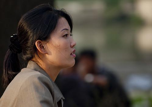 north korean women marching. Sariwon woman - North Korea by