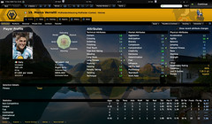 Dominion widescreen skin for FM 2011
