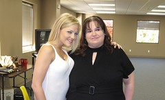 Me and Sexy Porn Star Alexis Texas at My Work - by joanna8555