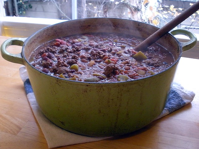 chili, fixed
