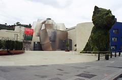 guggenheim museum (Douglas Dreher) Tags: espaa spain bilbao guggenheim