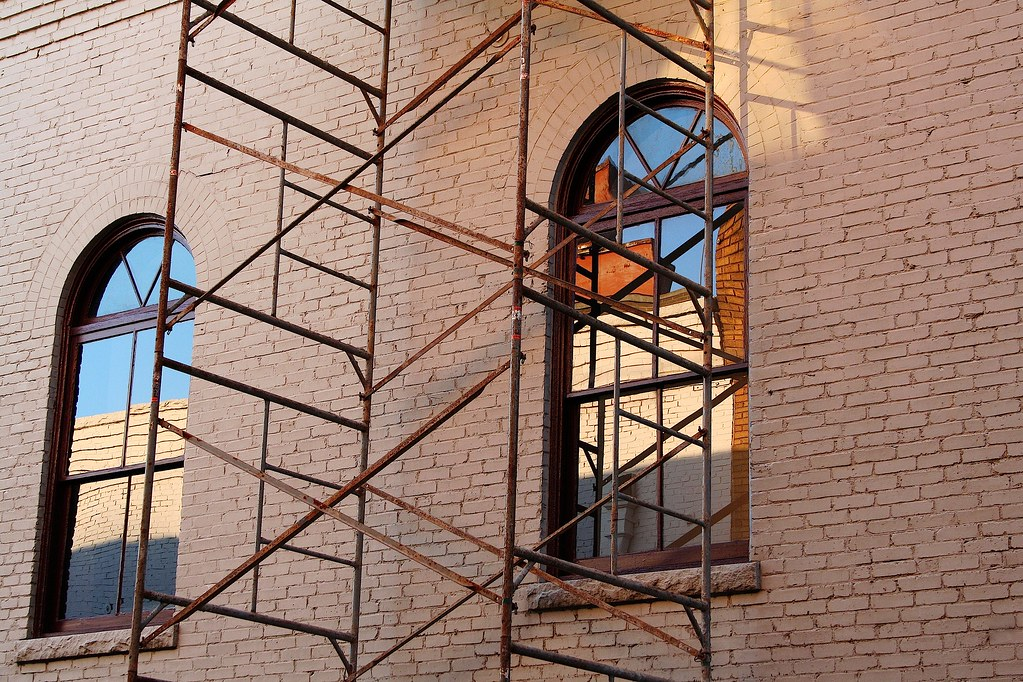scaffolding ©2007 RosebudPenfold