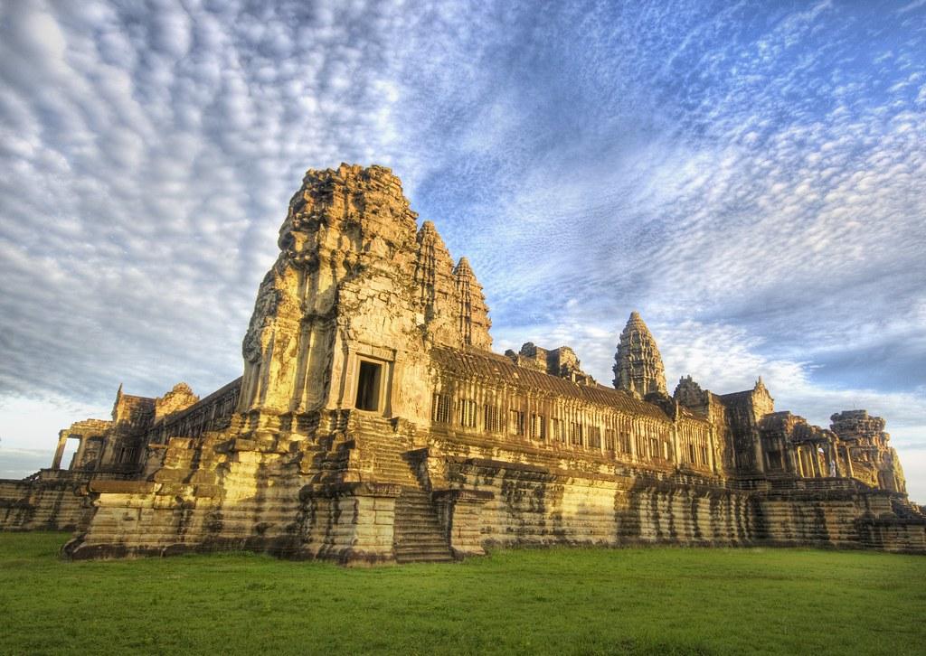 The Cambodian Mecca