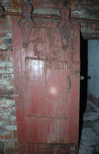 Old Fire Door