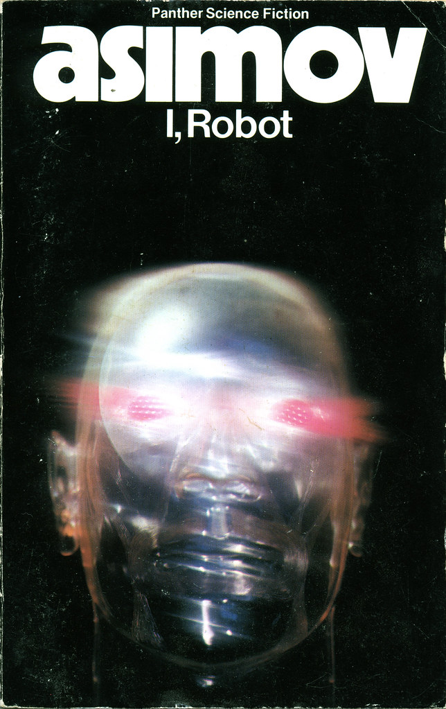 a review of i robot a book by isaac asimov Book review: i, robot by isaac asimov two words everyone in the world should be aware of is technological singularity , which is a moment in time when smart machines become intelligent if you have seen the movie series terminator, you know what i'm talking about.