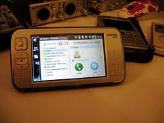 N800 Skype!