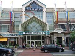 CambridgeSide Mall Galleria