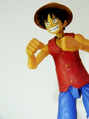 Monkey D. Luffy, One Piece (Rod Fornillos IV) Tags: anime japan toys action manga figure onepiece luffy japanesetoys sonydsch1 monkeydluffy playcommy strawhatpirates