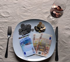 Tasty money breakfast, the way to start your day