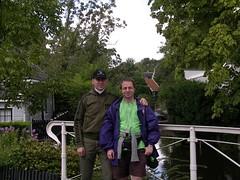 Broek in Waterland - Albi e Ale (a.turchetto) Tags: amsterdam zeppelin alberto bici lucia alessandro