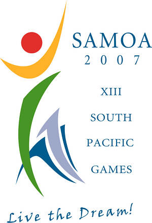 logo SAMOA 2007