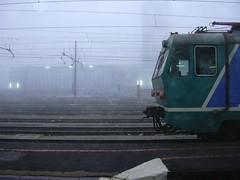 Nebbia a Vercelli (dimotolip) Tags: winter italy fog nebbia inverno vercelli