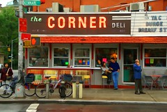 THE CORNER'S SECRET (SkyShaper) Tags: nyc newyorkcity food restaurant manhattan soho mexican tribeca laesquina kenmarestreet skyshaper thecornerdeli