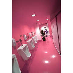 ma! are you sure this is the little boy's room??? (DocTony Photography) Tags: travel pink color fun thailand bravo child bangkok toilet wc restroom pinoy aplusphoto doctony lolthisissupercoooool