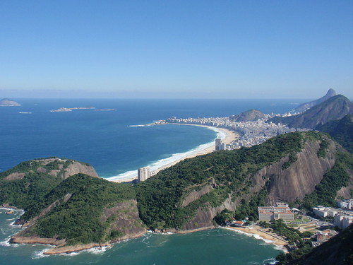 Rio and Copacabana Beach
