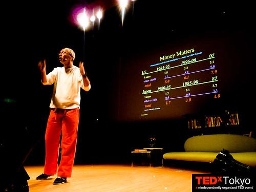 TEDxTokyo 2010-10