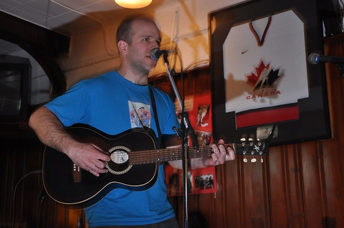 Andy Swan at The Carleton Tavern