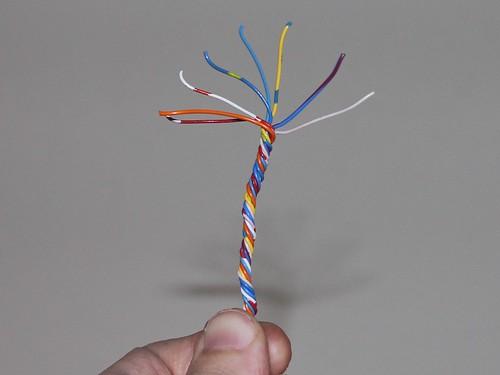 Wire Twisting - 25