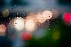 rainy day (1) (m conrad) Tags: color macro water rain june germany munich mnchen deutschland nikon rainyday bokeh explore nikkor makro glas lightroom 85mmf18d d700 bokehhearts mc2010
