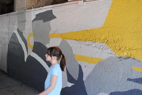 tpot and mural