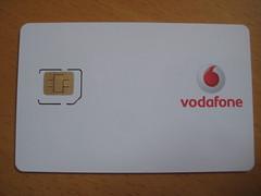 Vodafone Micro-SIM