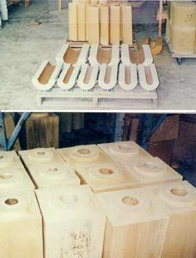 Polyurethane Products for Piping System