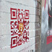 First Graffiti QR Code - by REMO from Tokyo in Bristol