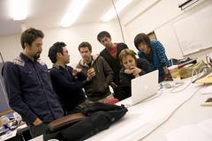 Design Class (ASU Enrollment Services Communications) Tags: computer student laptop group diversity asu designclass tempecampus photocreditjessicaslater