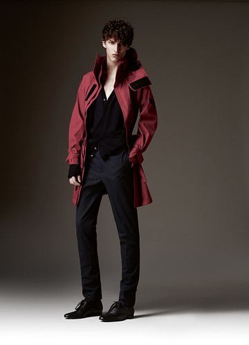 Charlie France0125_SS10 Burberry Pre-Collection(Official)