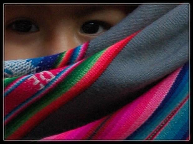 Enfant Aymara