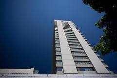 Swisstel Zrich Oerlikon #1 (yago1.com) Tags: blue urban architecture canon schweiz mark bleu ii stadt architektur blau build zuerich gebude 2010 swisshotel oerlikon mimoa swisstel eos5d yago1 eos5dmkii