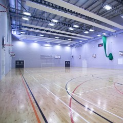 Lesmahagow High School by www.mckayflooring.co.uk.