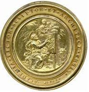 Bernhard Perger medal reverse