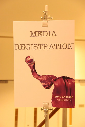 Media Registration