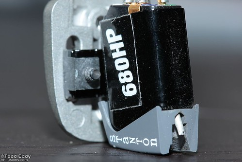 POTW: Turntable Cartridge Macro