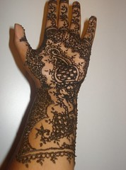 Henna Tattoo anyone?