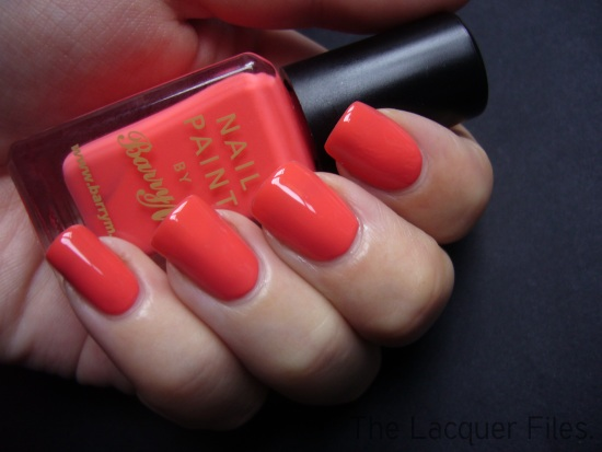Barry M Limited Edition Coral