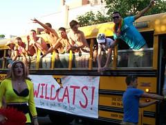 be bar's school bus