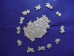 Puzzle by ajgelado on Flickr