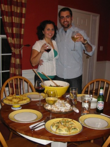 emily & sami lebanese food